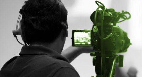 Rechtswidrige Filmberichterstattung