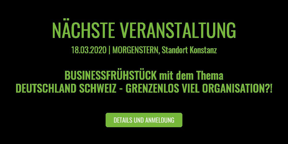 Businessfrühstück Konstanz
